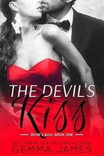 The Devil's Kiss by Gemma James