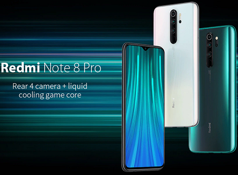 Xiaomi Redmi Note 8 Pro Specification