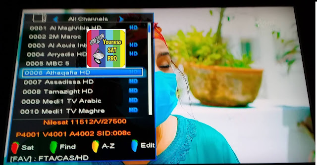 تردد قناة الرابعة المغربية 2021