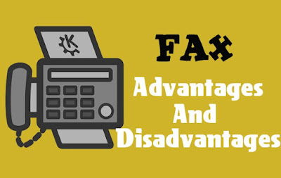 7 Advantages and Disadvantages of Fax Machine | Drawbacks & Benefits of Fax Machine