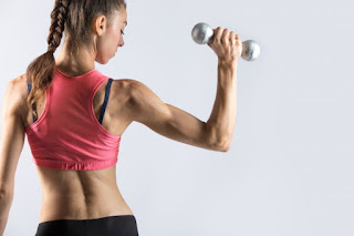 Recognize 4 Characteristics of Increased Muscle Mass Due to Sports