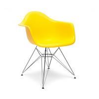 Mẫu ghế eames chân inox đẹp giá rẻ hcm