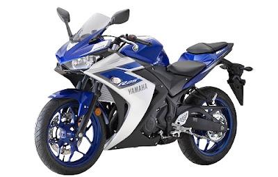 Yamaha YZF R25