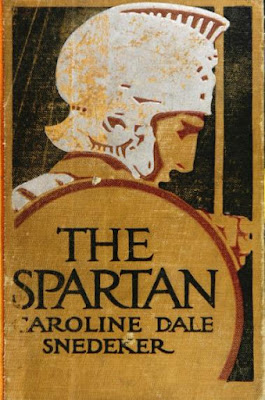 The Spartan Novel 1912 by Caroline Dale