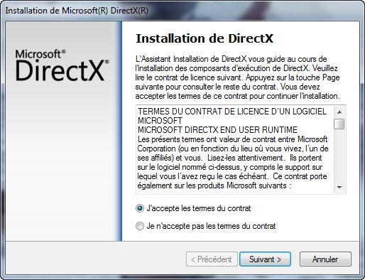 تحميل برنامج directx 11 لويندوز 7 64 بت كامل