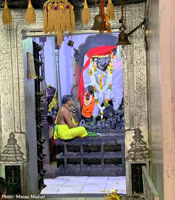 Lord Lakshmi Baraha Swamy at Lakshmi Varaha Temple - Kendrapada - Ali