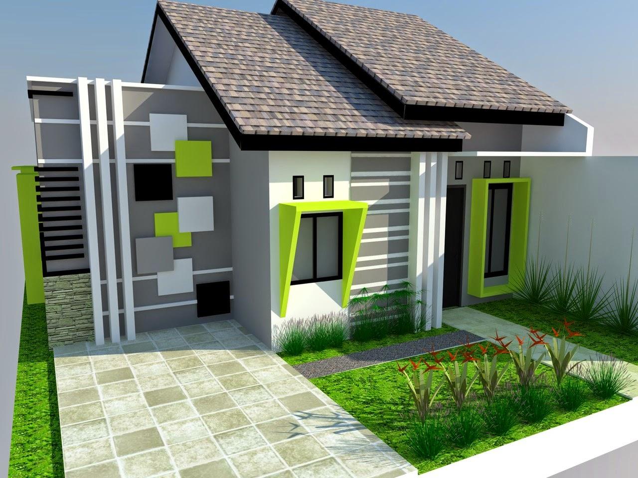 Gambar Rumah Minimalis Di Kampung Download Gambar