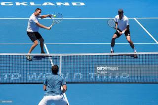 Eric Butorac  take Australian Open Tennis Tournament