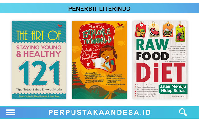 Daftar Judul Buku-Buku Penerbit Literindo