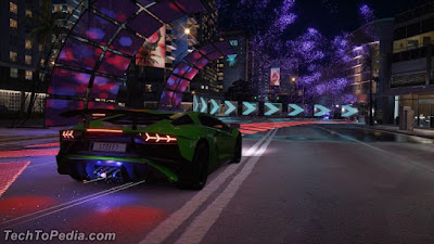 Spectacular Graphics of Forza Street Xbox One Mobile Game