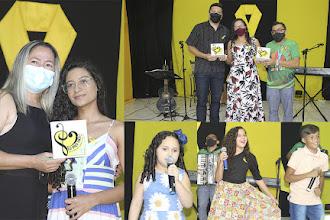 Festival de Música do Ceacri revela talentos e encanta internautas em Itapiúna