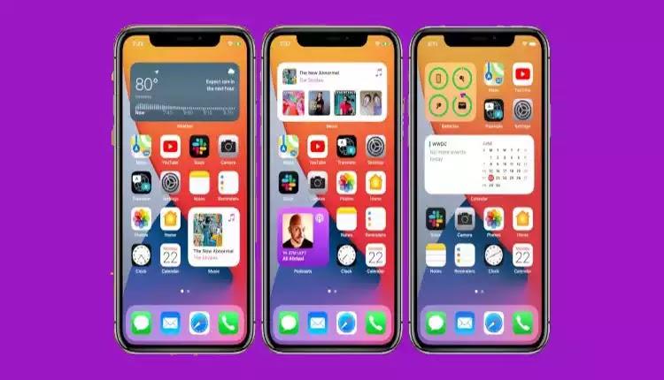 ميزة تنظيم الرسائل النصية في iOS 14 ماهي..وكيفية إستخدامها؟