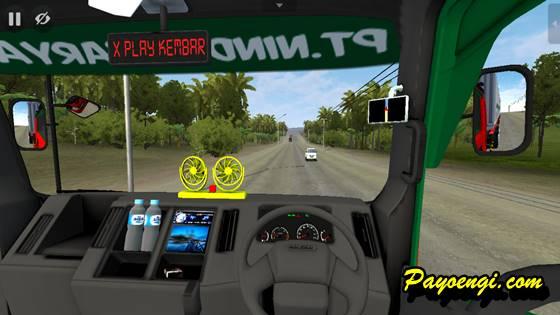 mod truck isuzu giga trailer v2