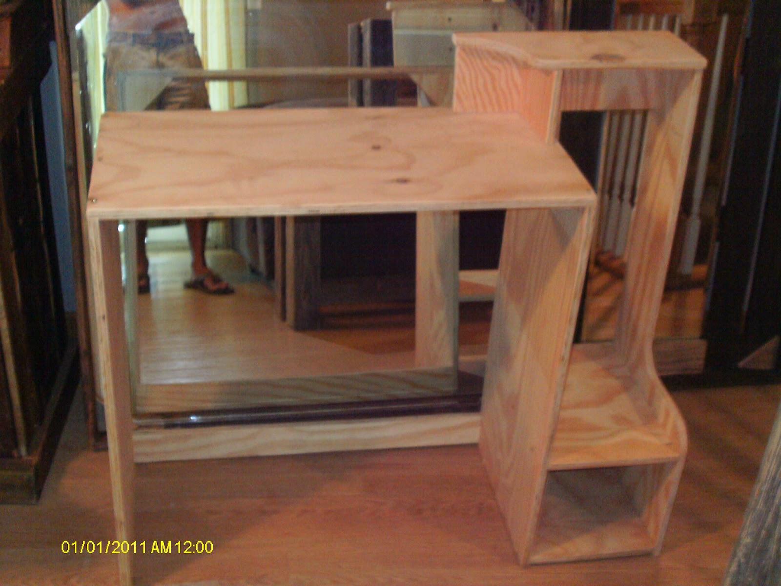 Handmade Rustic Amp Log Furniture Rustic Crate Table
