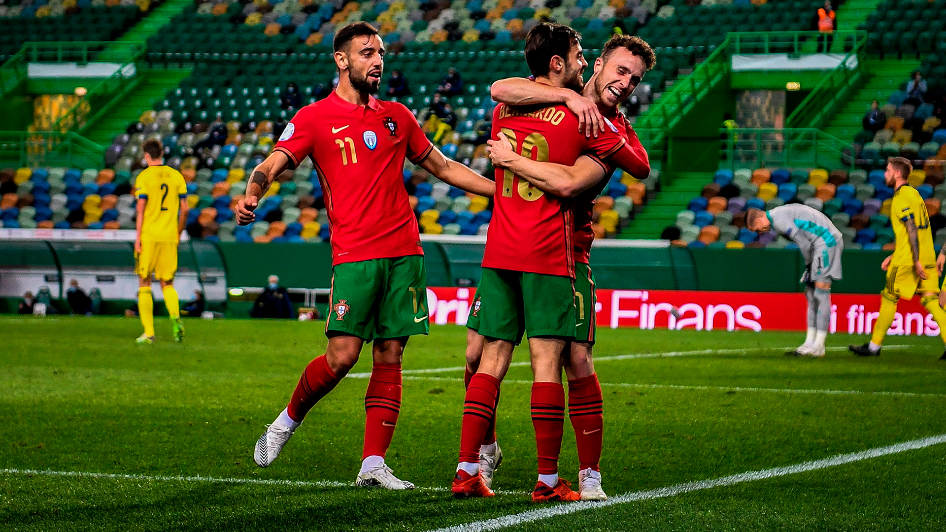 Portugal are firm favorites to claim maximum points against Hungary