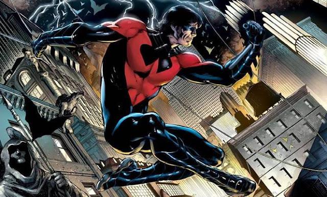 Asal-Usul Nightwing (DC Comics) adalah