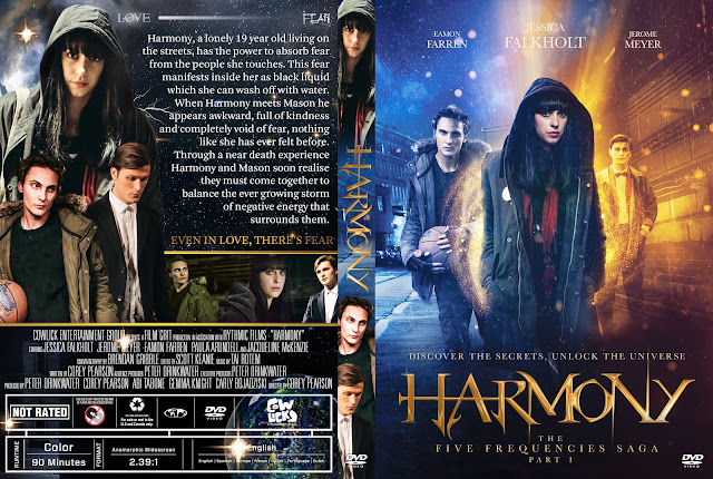 Harmony DVD Cover