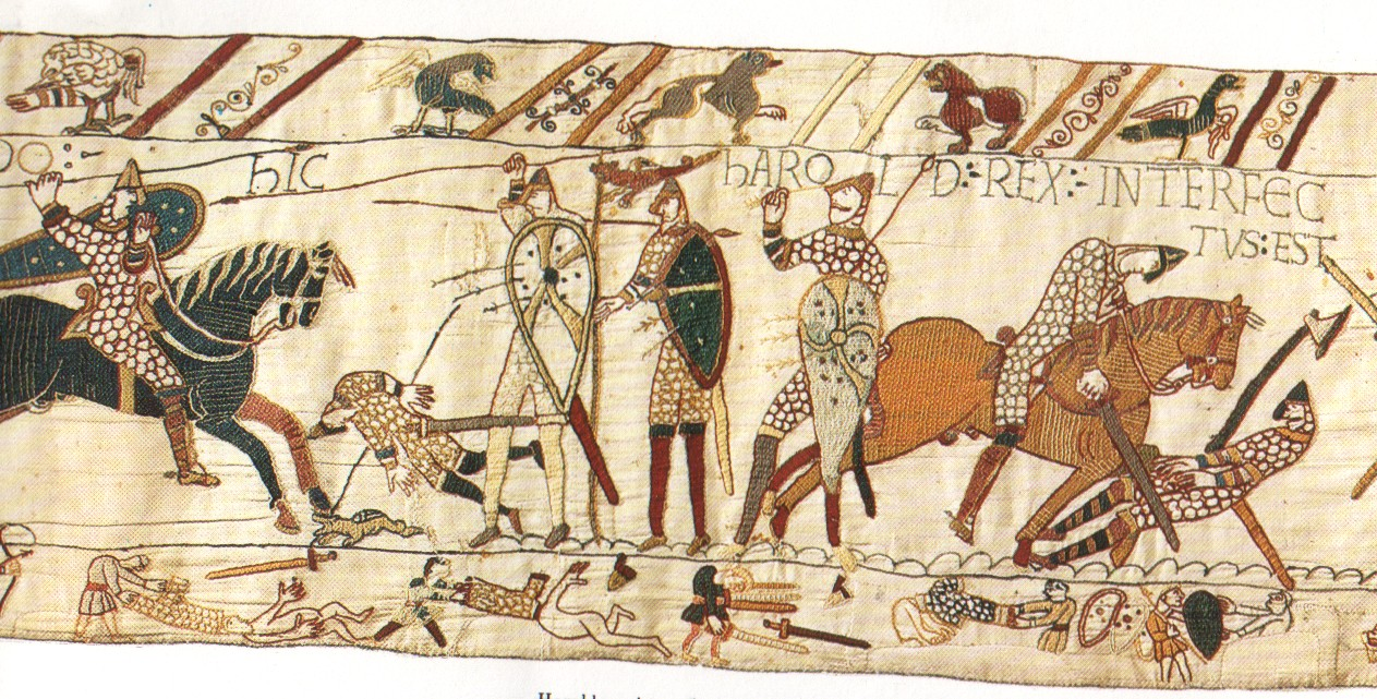 Windmills Of Your Mind The Bayeux Tapestry