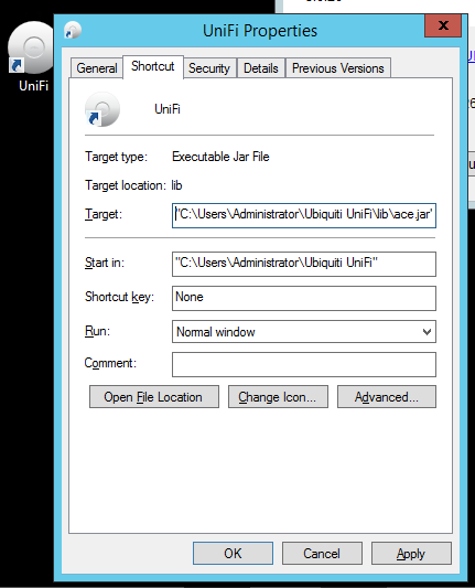 Random Contributions: Windows UNIFI controller not starting