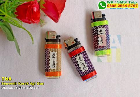 Souvenir Korek Api Gas