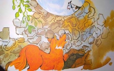 लोमड़ी की चालाकी New Hindi Moral Stories For Class 8