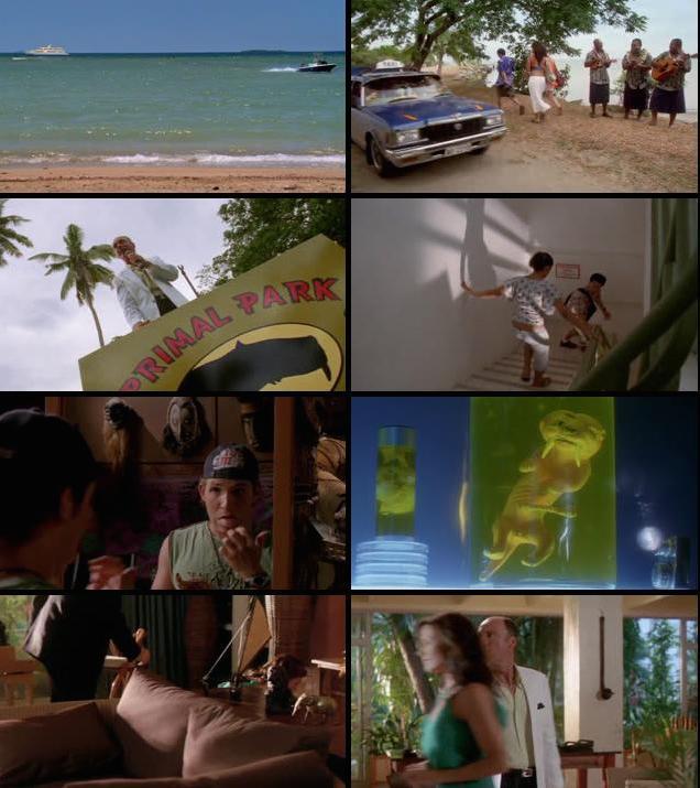 Attack of the Sabertooth 2005 Dual Audio Hindi 480p WEBRip