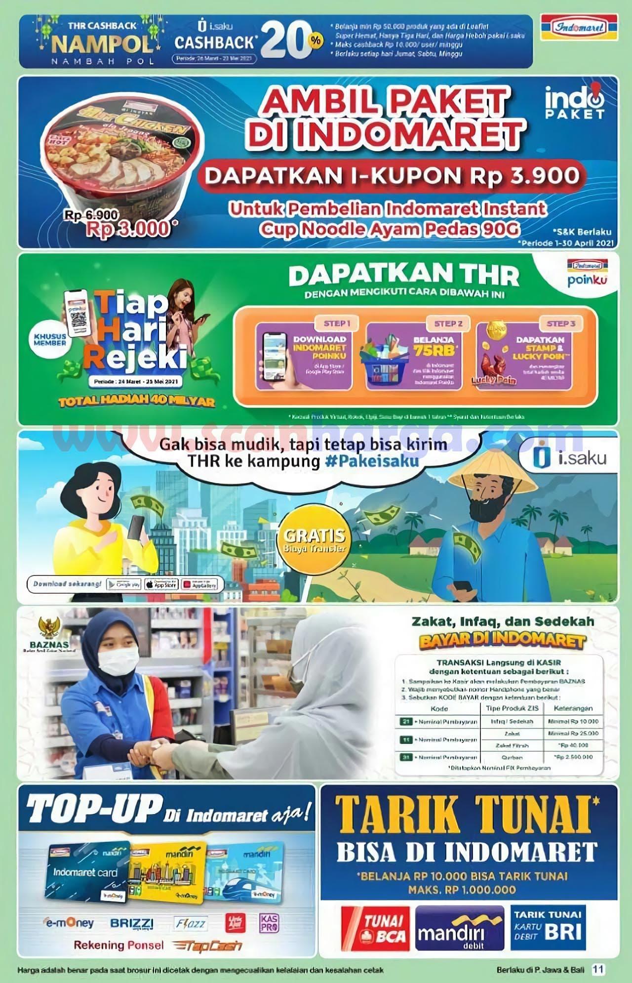 Katalog Indomaret Promo Terbaru 14 - 20 April 2021 11