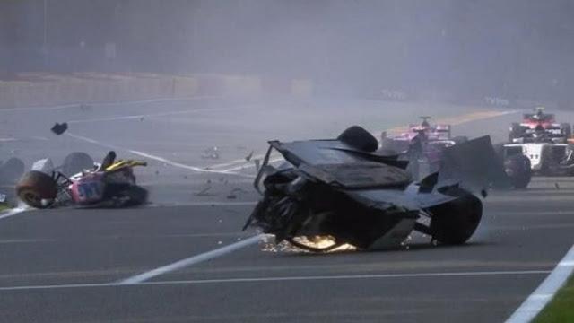 Τραγωδία στη Formula 2: Νεκρός ο 22χρονος Χιμπέρτ - Βίντεο σοκ
