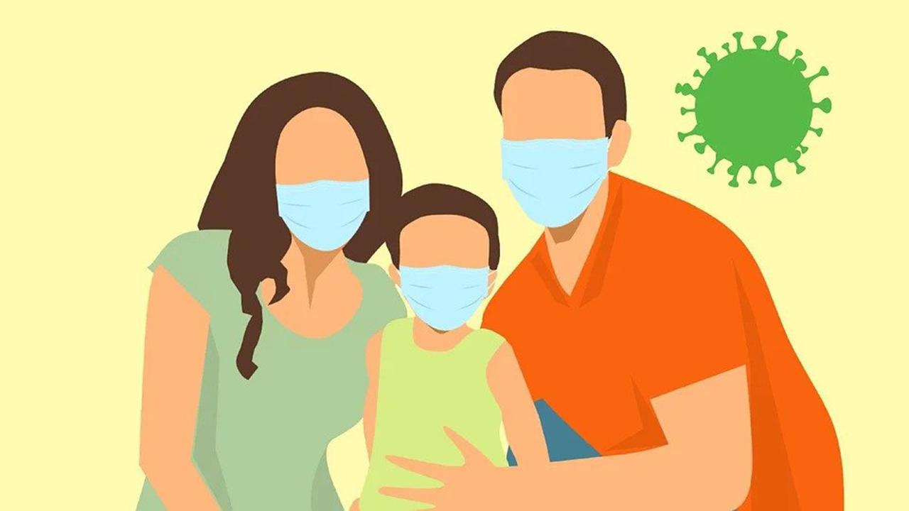 Beberapa Alasan Kenapa Orangtua Harus Mengenakan Masker