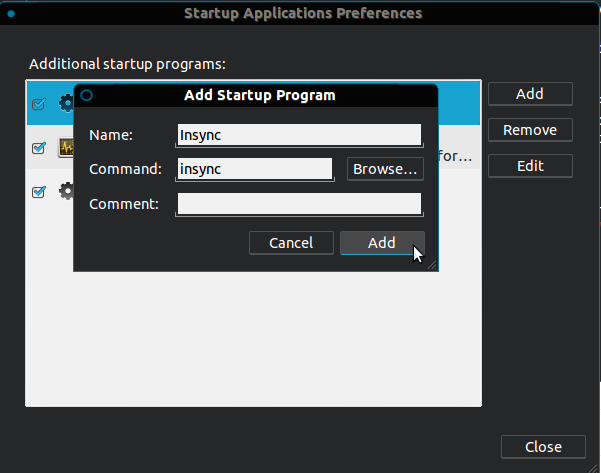 Access And Sync Google Drive Using InSync Under Ubuntu/Linux