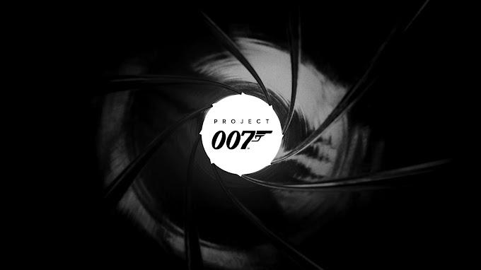 IO Interactive Announces New James Bond Game
