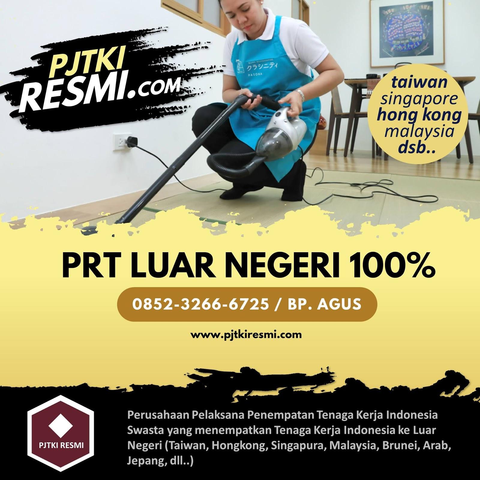 Agen Penyalur TKI di Kotabumi, Resmi Disnaker BNP2TKI Lampung Utara