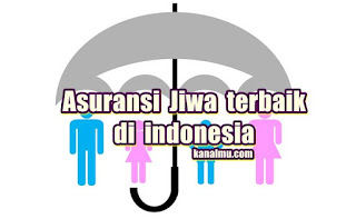 perusahaan asuransi jiwa terbaik di indonesia -kanalmu