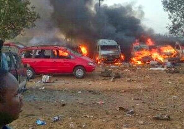 boko haram bomb attack abuja