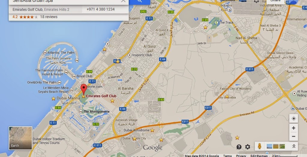 SensAsia Urban Spa Dubai Location Map,Location Map of SensAsia Urban Spa Dubai,SensAsia Urban Spa Dubai accommodation destinations attractions hotels map reviews photos pictures
