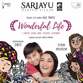 Wonderful Life Supported by Sariayu Martha Tilaar