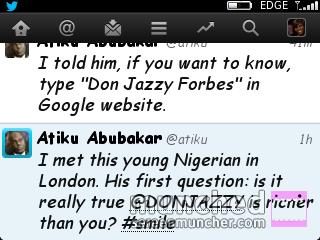 don jazzy and atiku twitter
