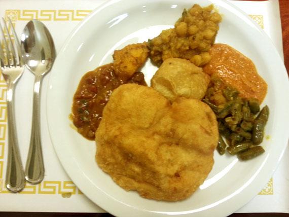 Punjab Cafe San Jose Buffet