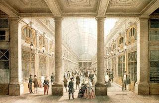 La galerie d'Orléans au Palais Royal