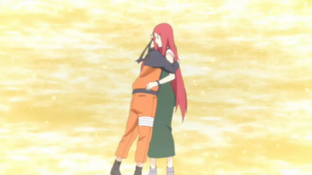 Mengingat Kembali Episode Naruto Bertemu Kushina