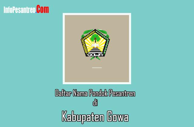 Pesantren di Kabupaten Gowa