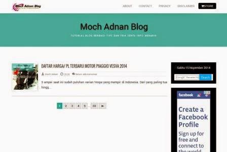 Mengatasi Judul Postingan Yang Hilang Di Beranda Blog
