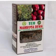 Jual Teh Mahkota Dewa Salama Nusantara Yogyakarta obat Herbal bermacam penyakit