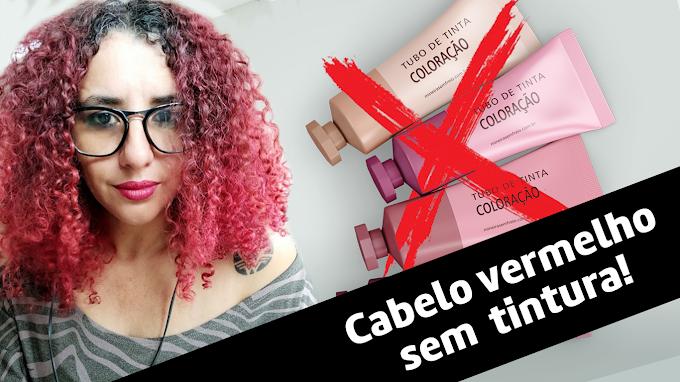 Mantenha o cabelo vermelho sem usar tinta!