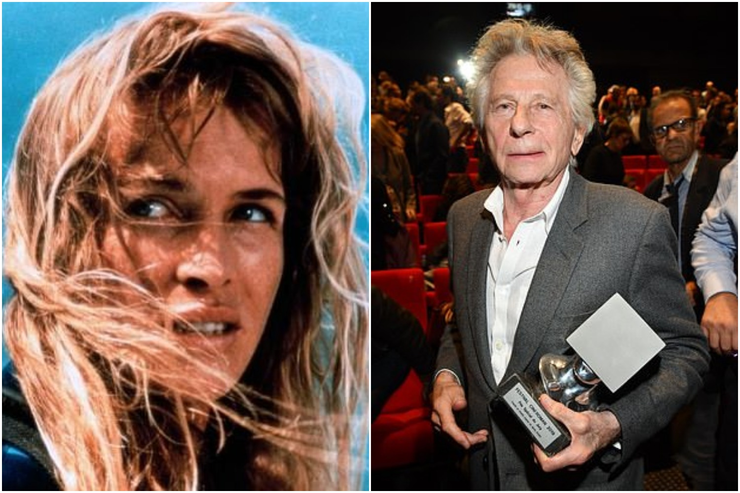 French actress Valentine Monnier accuses Oscar winning director Roman Polanski of raping her