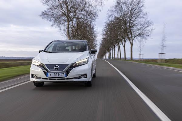 Nissan Leaf LEAF10 comemora 10 anos de mercado