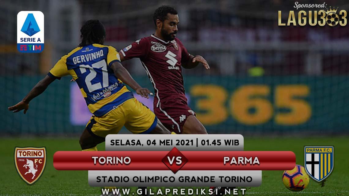 Prediksi Sepak Bola Torino vs Parma tanggal 4 Mei 2021 pukul 01.45 WIB