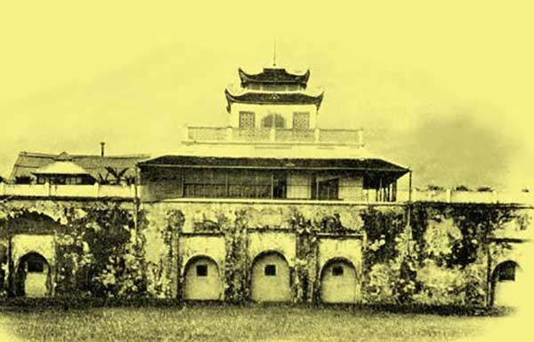 Hoàng Thành Thăng Long ngày xưa