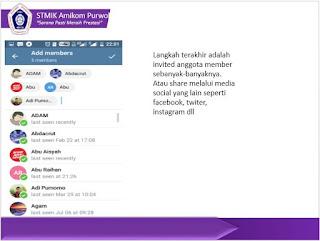Mеmbuаt Chаnеl Telegram