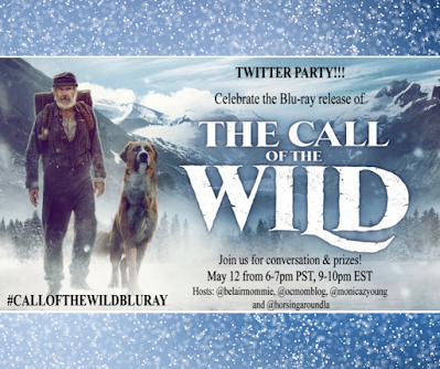 Twitter Party The Call Of The Wild